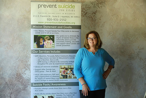The 920 – Prevent Suicide Fox Cities – October 2020
