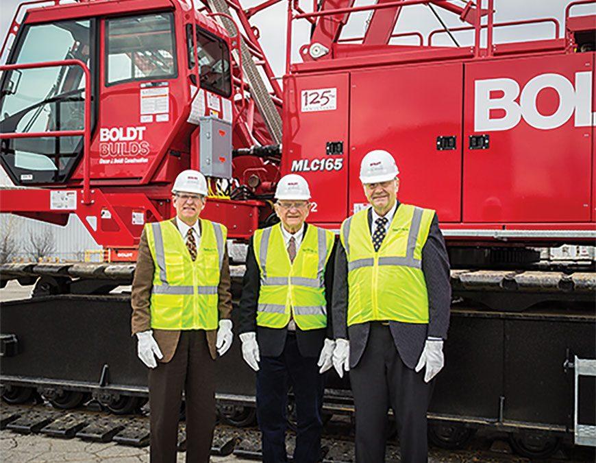 920 – Tom Boldt – The Boldt Company – September 2020